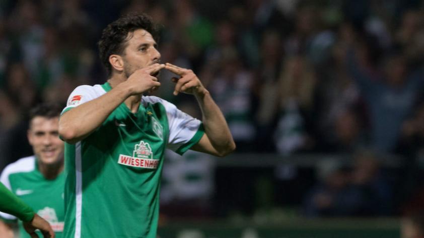 El fin de una era: Claudio Pizarro finaliza su contrato con Bremen