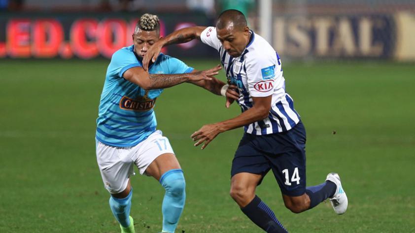 Alianza Lima derrotó 1-0 a Sporting Cristal y alcanzó la punta del Apertura
