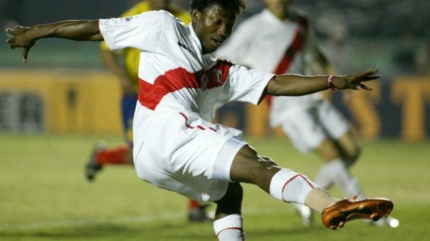 Andrés Mendoza afirma que sería titular en la selección de Ricardo Gareca