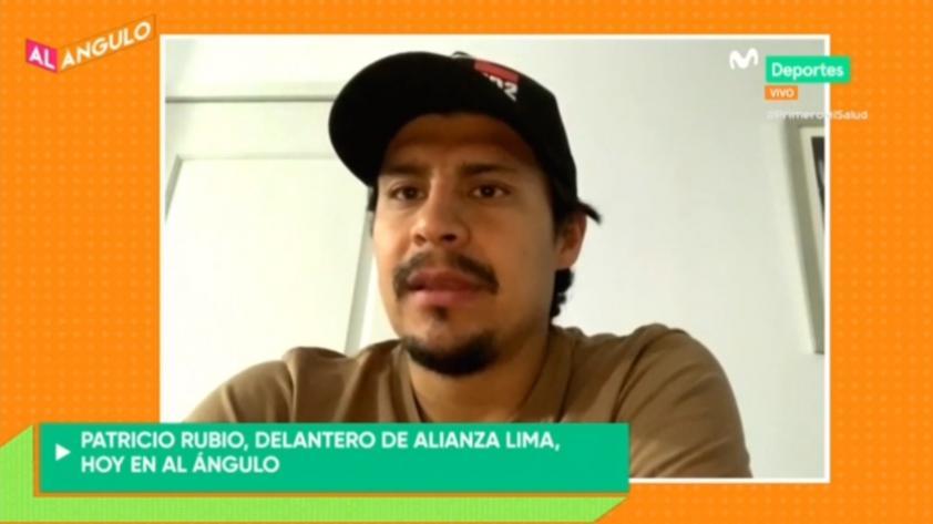 Patricio Rubio en Al Ángulo:
