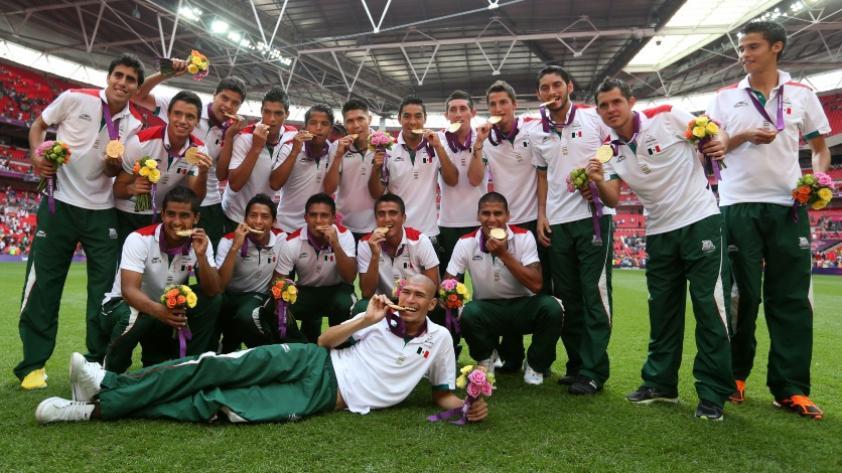 El secreto de México para ganarle a Brasil está en la final de Londres 2012