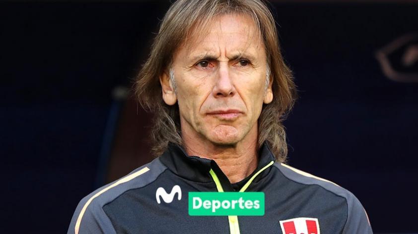 """Ricardo Gareca: """"La imagen que dejó el equipo fue positiva"""""""
