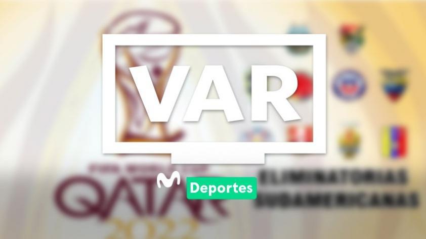 La CONMEBOL lo quiere: ¿El VAR llegará a las Clasificatorias rumbo a Qatar 2022?
