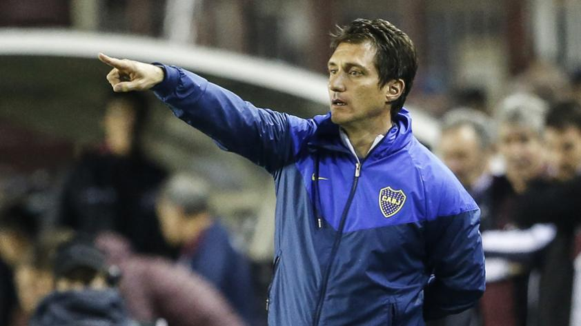 """Guillermo Barros Schelotto: """"Siempre quise a Paolo Guerrero en Boca Juniors"""""""
