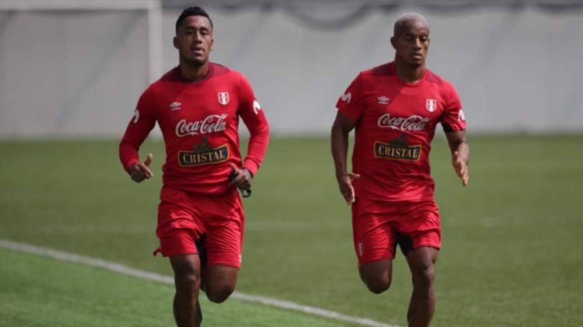 Selección Peruana realizó su último entrenamiento en Moscú