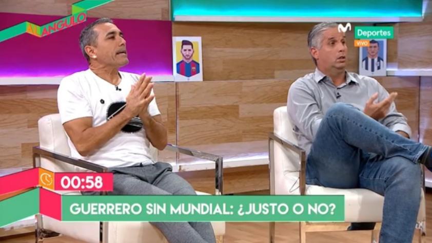 Al Ángulo: ¿Fue justa la sanción de Paolo Guerrero?