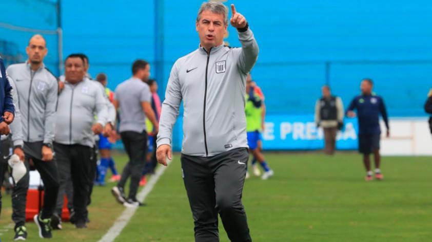 """Pablo Bengoechea: """"Los futbolistas tienen que hacer el máximo esfuerzo, saben que cuentan con el aliento de la hinchada"""