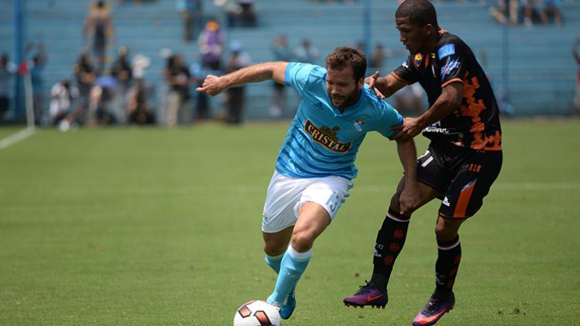 Sporting Cristal empató 2-2 de visita ante Ayacucho FC