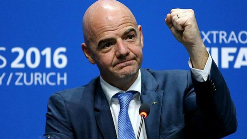 Gianni Infantino: Rusia 2018 es el mejor mundial de la historia