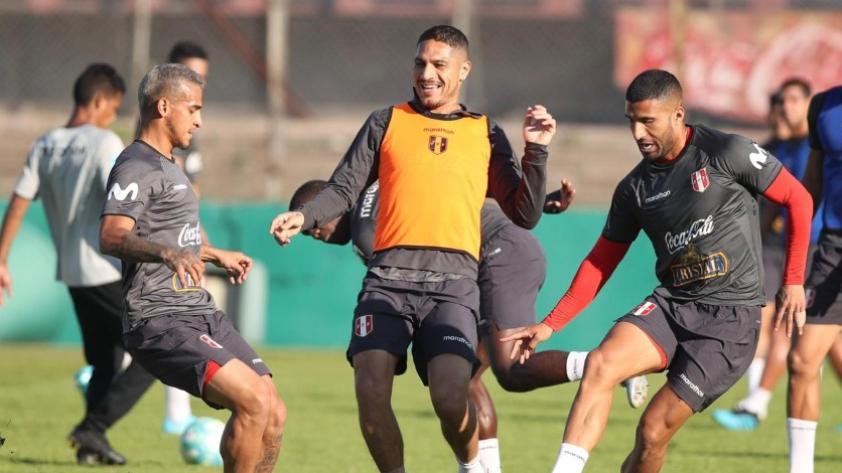 Selección Peruana: Paolo Guerrero se siente al 100% para enfrentar a Uruguay
