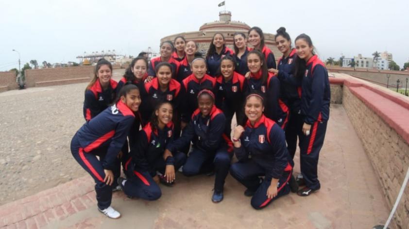 Sudamericano U16 de voleibol femenino se jugará en el Polideportivo del Callao