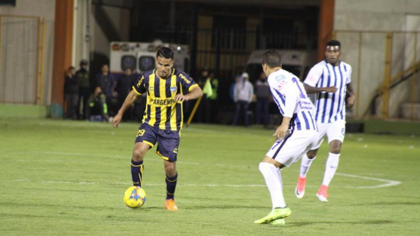Torneo Apertura: Alianza Lima perdió 3-2 en su visita a Sport Rosario
