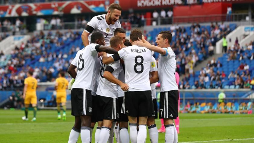 ¿A Alemania le alcanzará con el equipo B para llevarse la Confederaciones?