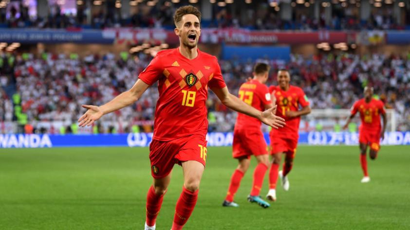 Bélgica derrotó 1-0 a Inglaterra por la tercera fecha del grupo G de Rusia 2018