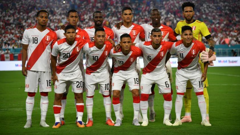 Copa América: estamos a 100 días del debut de la Selección Peruana en este torneo