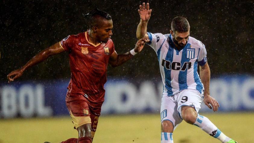Bolívar, Racing y O. Petrolero avanzaron a la siguiente fase de la Sudamericana