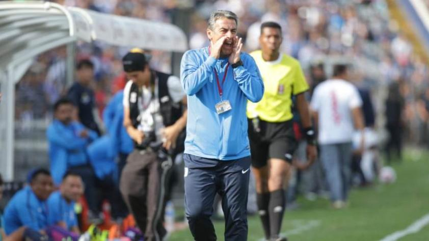 ¡OFICIAL! Pablo Bengoechea no va más en Alianza Lima