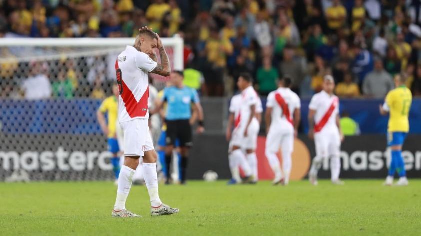 Perú perdió 3-1 ante Brasil y se quedó con el segundo puesto de la Copa América 2019