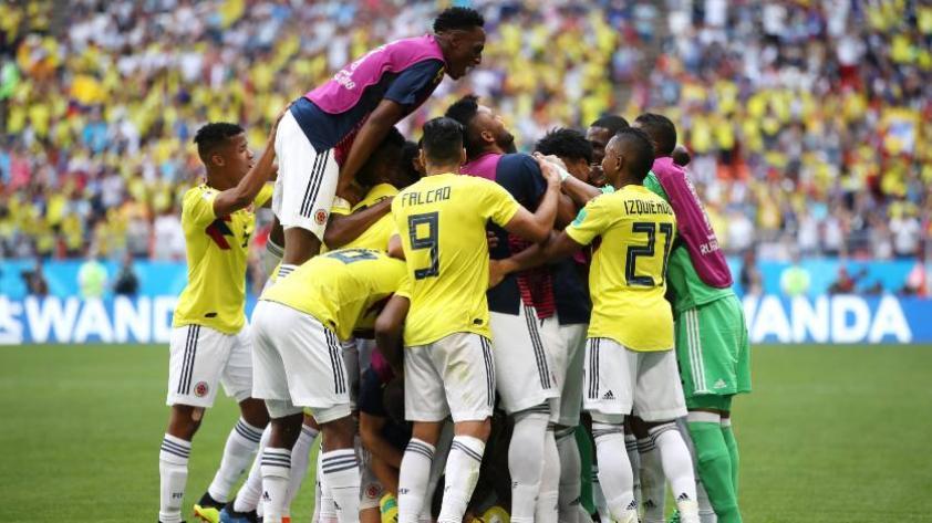 Estos son los mejores enfrentamientos de Colombia contra equipos europeos en un mundial