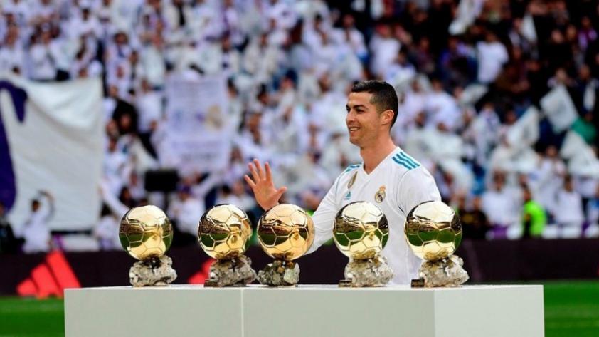 Cristiano Rolando: todos los títulos que consiguió vistiendo la camiseta del Real Madrid