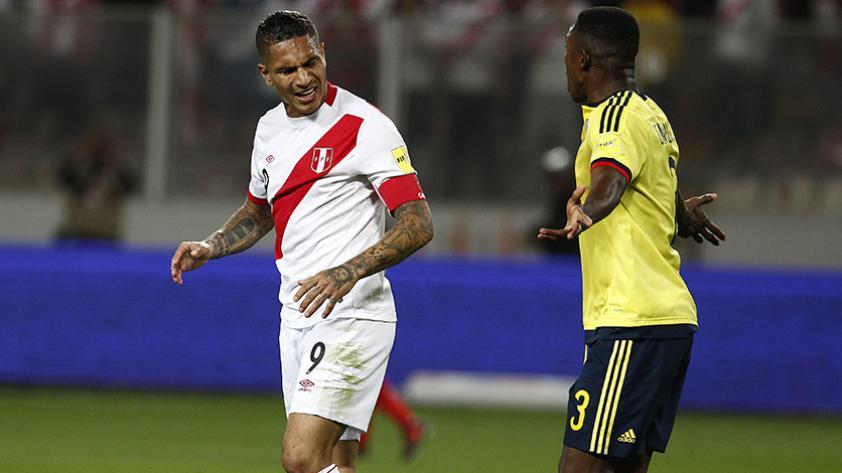 ¿Cómo le fue a Perú cuando no contó con Paolo Guerrero?