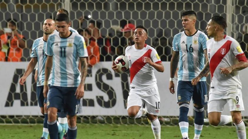 Argentina entrará a tallar en el caso de los tres puntos que Perú ganó en mesa