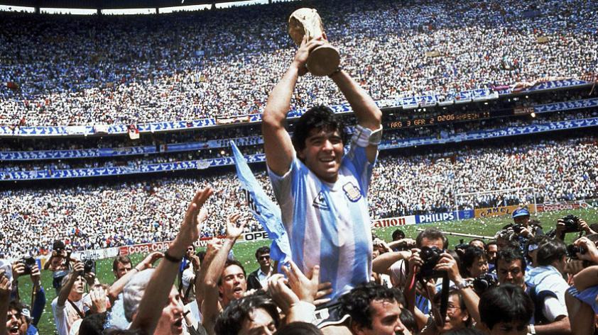 Efemérides: Argentina campeón de México 1986