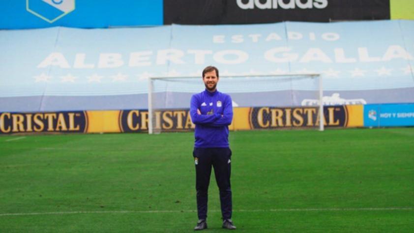 Sporting Cristal: Manuel Barreto renovó dos años con el club rimense