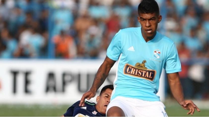 Sporting Cristal: Yulián Mejía y sus primeras palabras tras anotar con la celeste