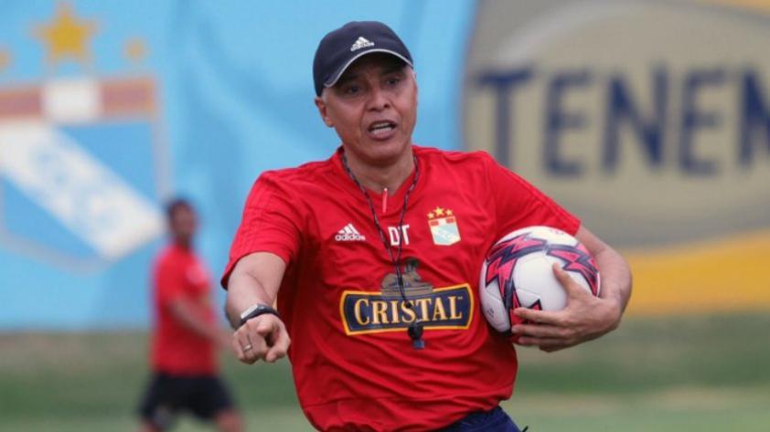 Sporting Cristal: Alexis Mendoza, DT rimense, quiere un nuevo jugador para su plantel