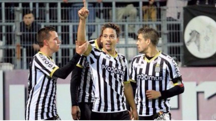 (VIDEO) Imparable: Cristian Benavente anotó doblete con el Sporting Charleroi