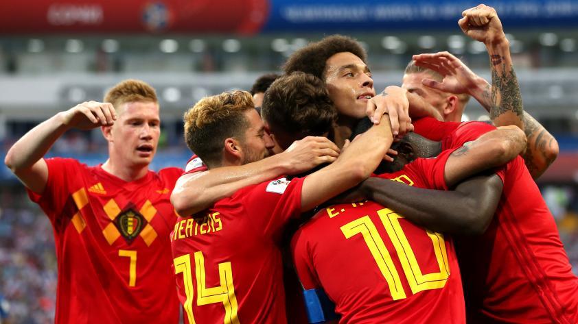 Bélgica goleó a Panamá 3 a 0 por el grupo G de Rusia 2018