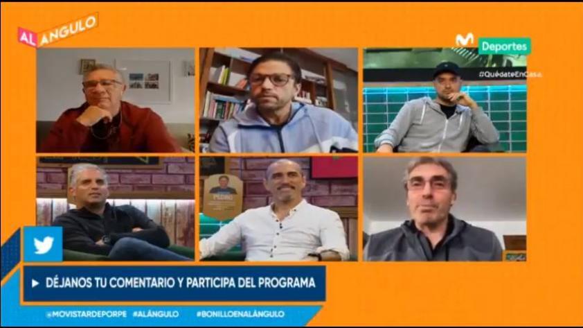 Néstor Bonillo en Al Ángulo: