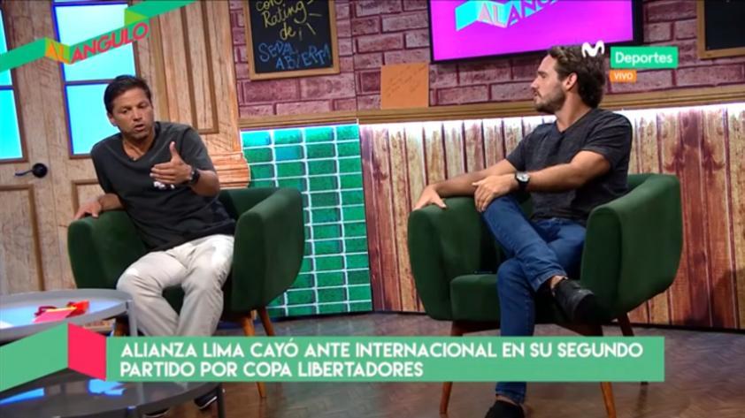 ¿Alianza Lima tiene opción de clasificar a la siguiente fase de la Copa Libertadores? Así debatieron los panelistas de Al Ángulo
