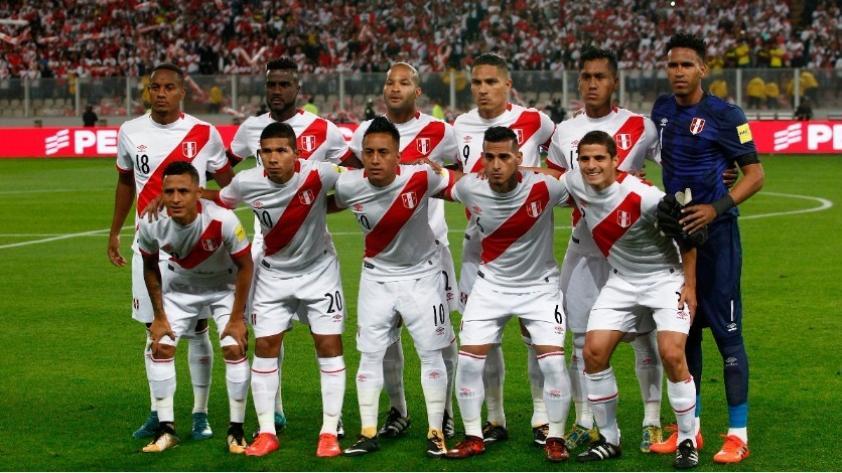 Perú tendría a Arabia Saudita de rival amistoso previo a Rusia 2018