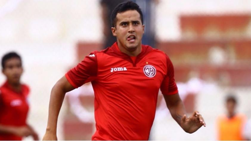 Víctor Rossel deja el Fútbol Peruano para jugar en Venezuela