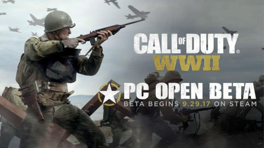 Call of Duty: WWII Multiplayer: Pre-carga de la Open Beta ya esta disponible