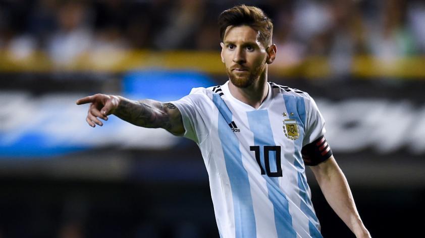 Messi en un ping pong de preguntas con la FIFA