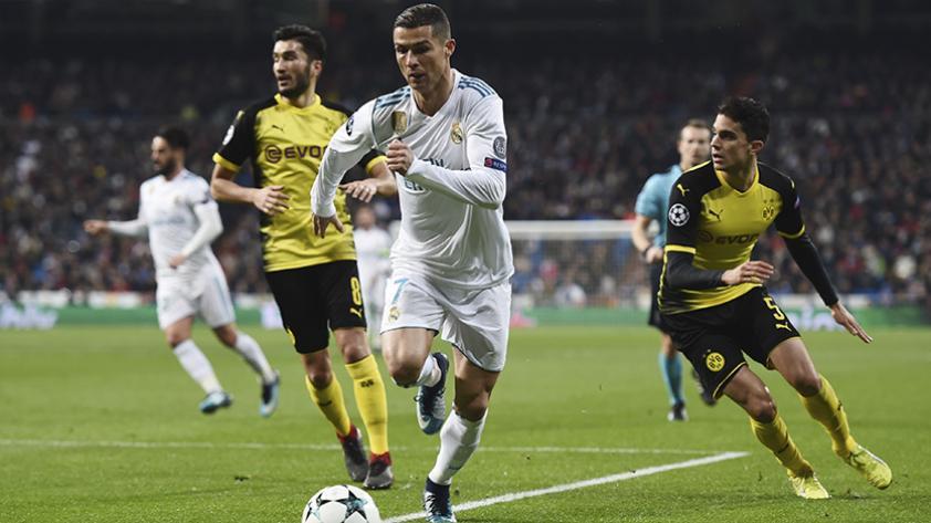 Cristiano Ronaldo y un nuevo récord en la Champions League