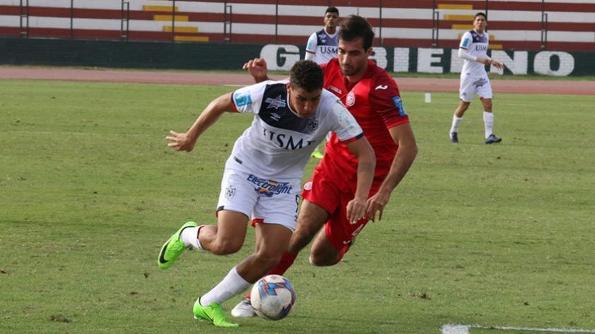 Juan Aurich vs. San Martín: igualaron sin goles en Olmos por la fecha 10 del Clausura