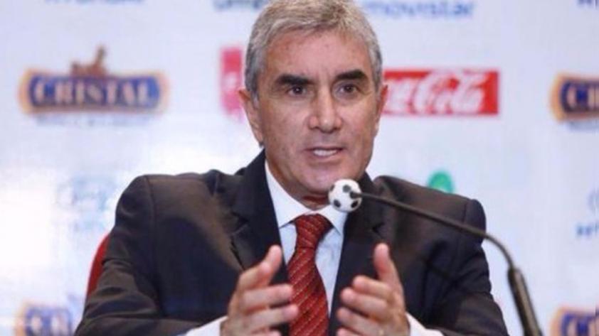 """Juan Carlos Oblitas: """"Si Perú llega al Mundial, los que tienen que ir son los que logren la clasificación"""""""