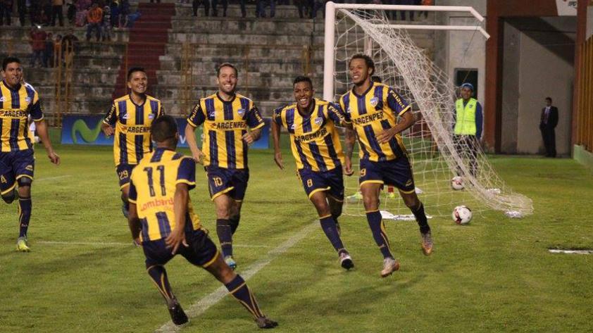 Sport Rosario sorprendió en Cutervo y venció 1-0 a Comerciantes Unidos