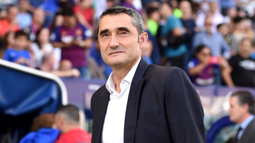 """Ernesto Valverde: """"Las críticas cuando perdemos son muy fuertes"""""""