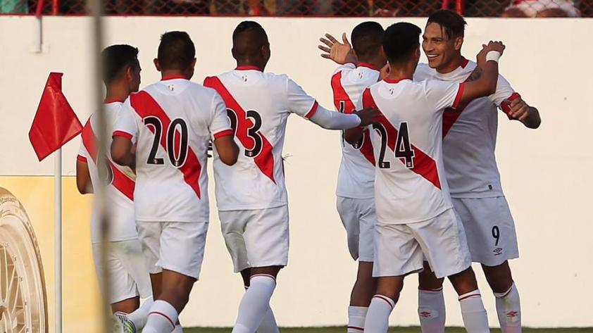 PREVIA: Mira el análisis táctico del último partido de la selección peruana