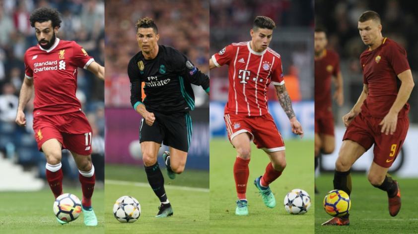 Champions League: partidos, horarios y canales de transmisión de las semifinales