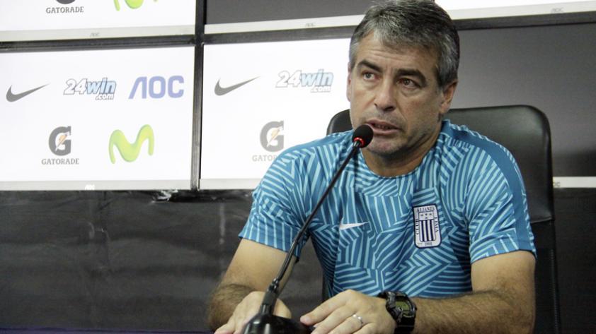 """Pablo Bengoechea: """"Aún falta campeonato, pero nos ilusiona lo que podamos conseguir"""""""