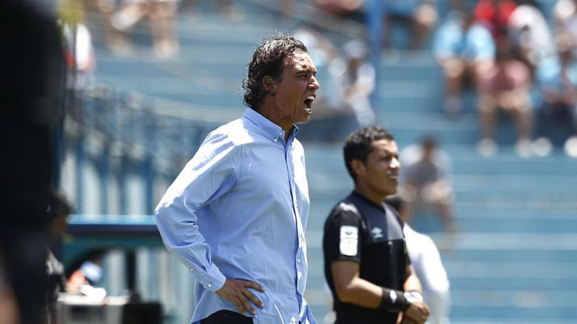"""Del Solar: """"Sport Rosario se ha mostrado que es un buen equipo"""""""