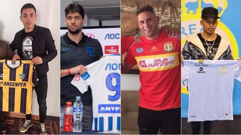 Mercado de pases 2017: así va el cierre de los traspasos en el Fútbol Peruano