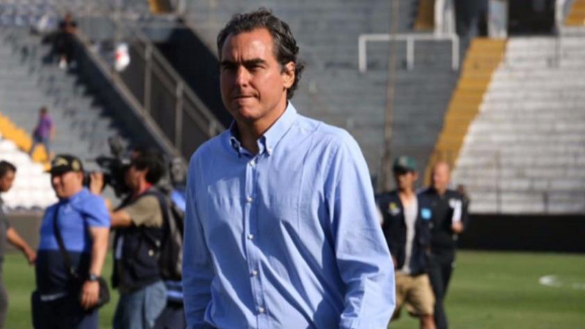 José Guillermo del Solar es nuevo entrenador de César Vallejo