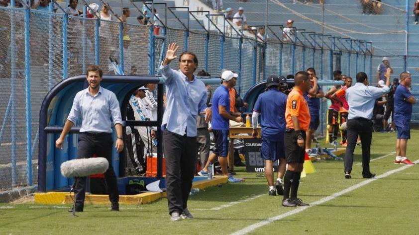 Guillermo 'Chemo' Del Solar: